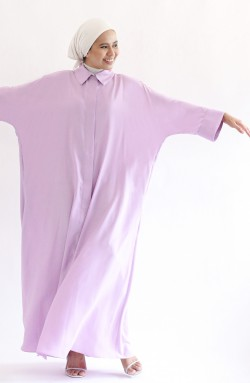 ACE DRESS IN LILAC